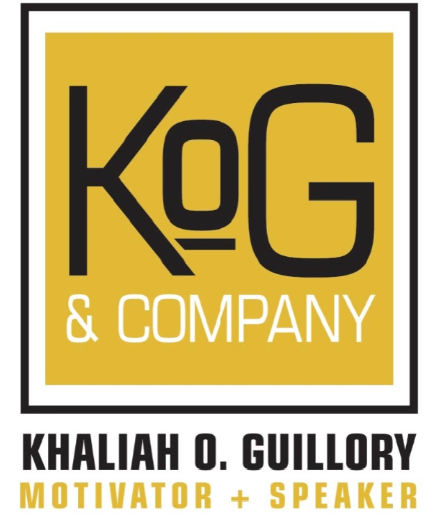 KOG & Company Khaliah Guillory is a diversity and inclusion expert working with worldwide leaders to build strong programs that build stronger companies